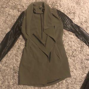 Light weight jacket leather